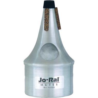 Jo Ral trumpet bucket mute (aluminium) thumbnail