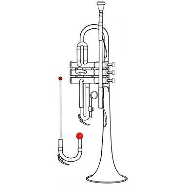 Reka cleaning set (trumpet, etc.) thumbnail