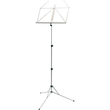 K&M 101 music stand (nickel) thumbnail