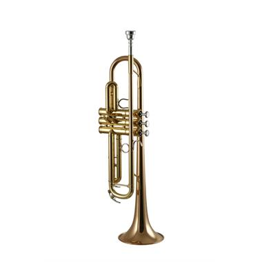 Yamaha YTR5335G B flat trumpet (lacquer) thumbnail
