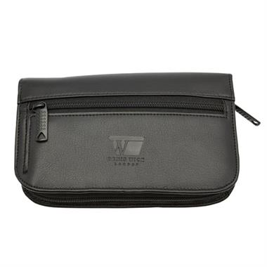 Denis Wick 4-piece small mouthpiece pouch (leather) thumbnail