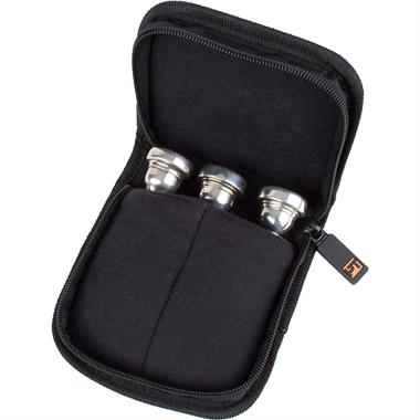 Protec 3-piece trumpet/small mouthpiece pouch (nylon) thumbnail