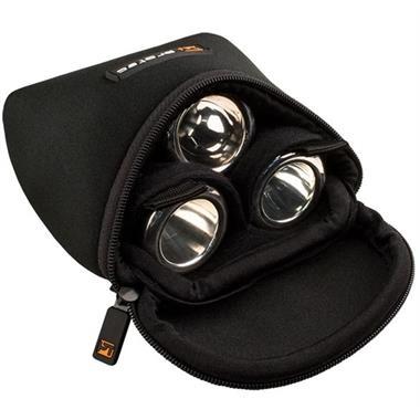 Protec 3-piece trombone mouthpiece pouch (neoprene) thumbnail