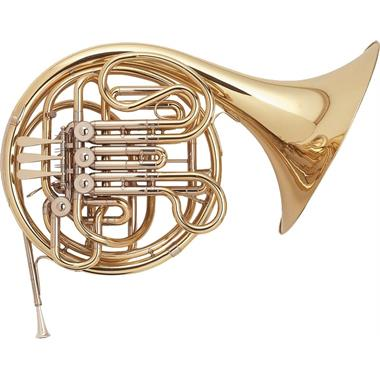 Holton H378 French horn (lacquer) thumbnail