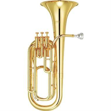 Yamaha YBH301 baritone horn (lacquer) thumbnail