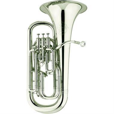 Cervený Emperor EP6566-2 euphonium (silver) thumbnail