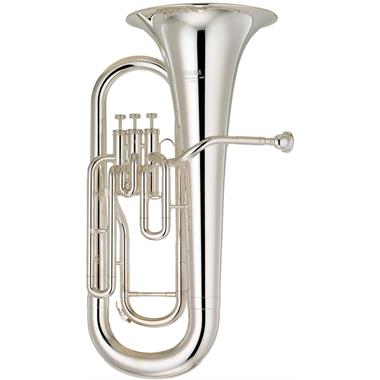 Yamaha YEP201S euphonium (silver) thumbnail