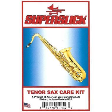 Superslick tenor saxophone care kit thumbnail