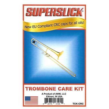 Superslick trombone care kit thumbnail