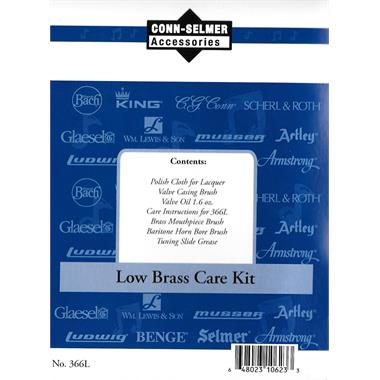 Conn low brass care kit thumbnail