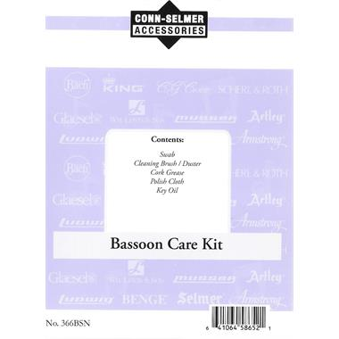 Conn bassoon care kit thumbnail