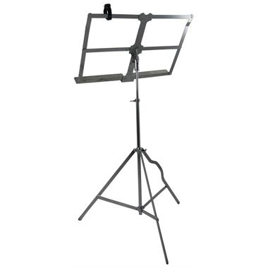 Catelinet military music stand (chrome) thumbnail