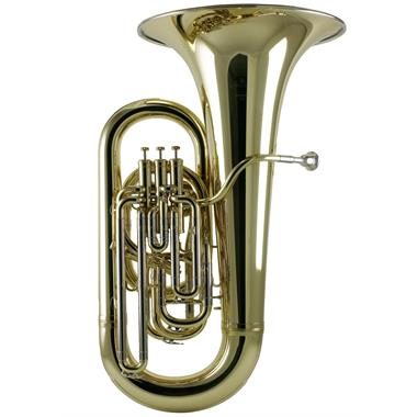 Besson Sovereign BE982-1 E flat tuba (lacquer) thumbnail