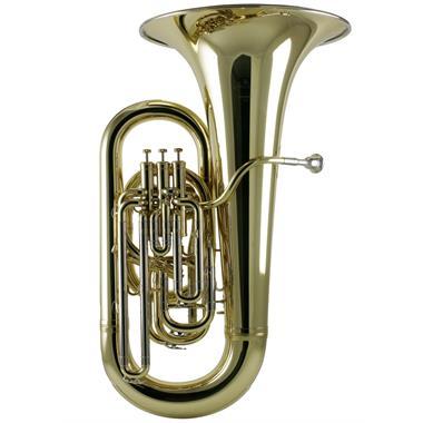 Besson Sovereign BE982-1 E-flat tuba (lacquer) thumbnail