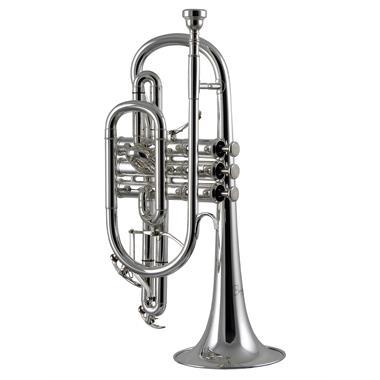 Catelinet CCR15S B-flat cornet (silver) thumbnail