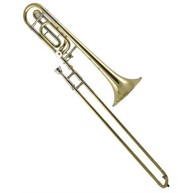 Bach Stradivarius 36B B-flat/F tenor trombone (lacquer) thumbnail