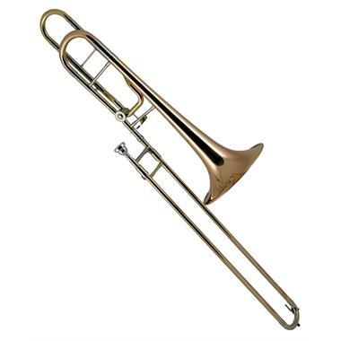 Conn 110H single rotor bass trombone (lacquer) thumbnail