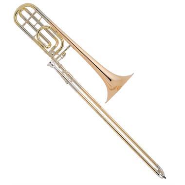 Conn 88HT B-flat/F tenor trombone (lacquer) thumbnail