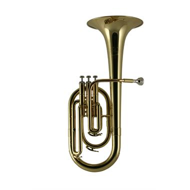 B&S 150 tenor horn (lacquer) thumbnail