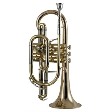 Besson Sovereign BE928-1 B-flat cornet (lacquer) thumbnail