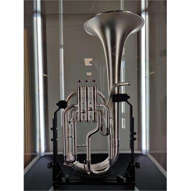 DEMO Besson Sovereign Anniversary BE950-2M tenor horn (satin silver) thumbnail