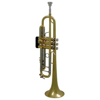 Bach Stradivarius 18037 B flat trumpet thumbnail