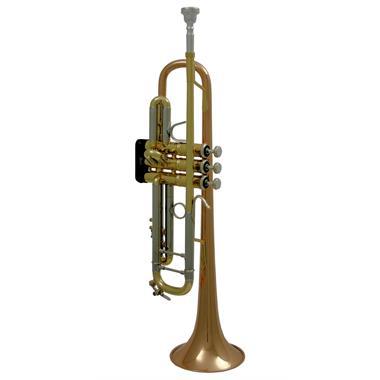 Bach Stradivarius 18037G B flat trumpet thumbnail
