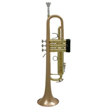 Bach Stradivarius LR18043G B flat trumpet thumbnail