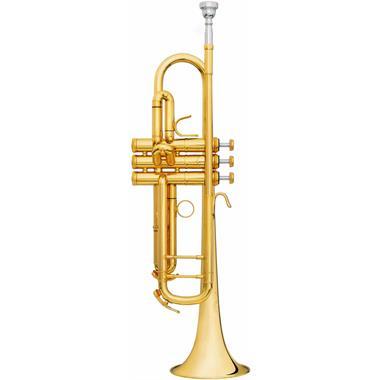 B&S Challenger II 3137LR B flat trumpet (silver) thumbnail