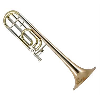Conn 88H B-flat/F tenor trombone (lacquer) thumbnail