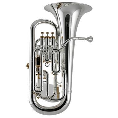 Besson Prestige BE2052-2 euphonium (silver) thumbnail