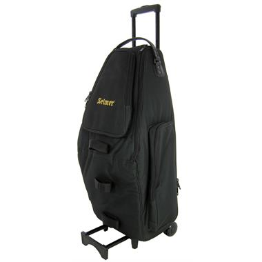 Bach Selmer wheelie double sax (alto/tenor) case (synthetic) thumbnail