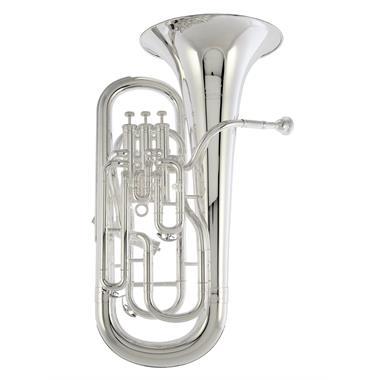 Catelinet HC67S euphonium (silver) thumbnail