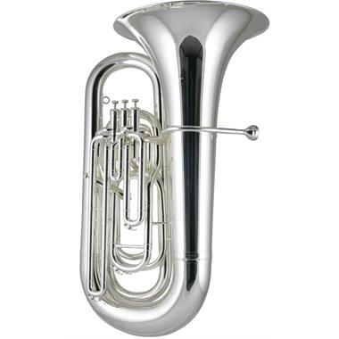 Catelinet HC90 B flat tuba (silver) thumbnail