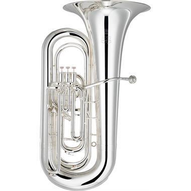 Yamaha Neo YBB-632S BB-flat tuba (silver) thumbnail