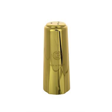 Selmer alto sax cap (gold lacquer) thumbnail