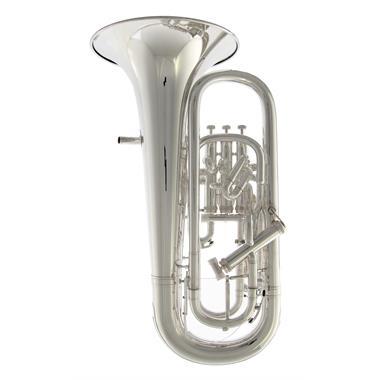 Willson Celebration 2960TA-ST euphonium (silver) thumbnail