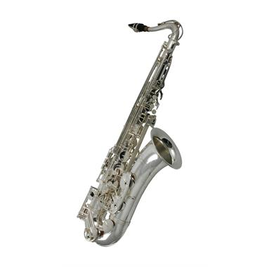 Catelinet CTS10S tenor saxophone (silver) thumbnail