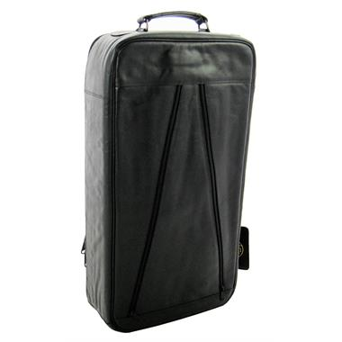 Vincent Bach compact triple trumpet gigbag (leather) thumbnail