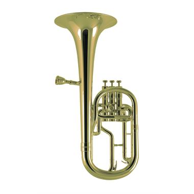 Besson Sovereign BE950 tenor horn (lacquer) thumbnail