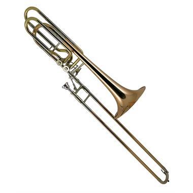 Conn 62HI twin rotor bass trombone (lacquer) thumbnail