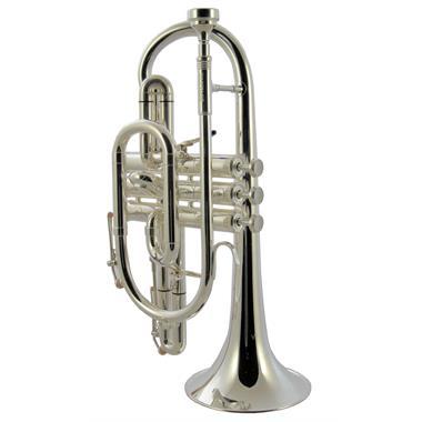 Amati Vantage B-flat cornet (silver) thumbnail