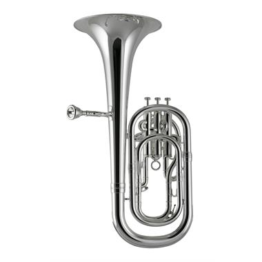 Besson Sovereign BE955-2 baritone (silver) thumbnail