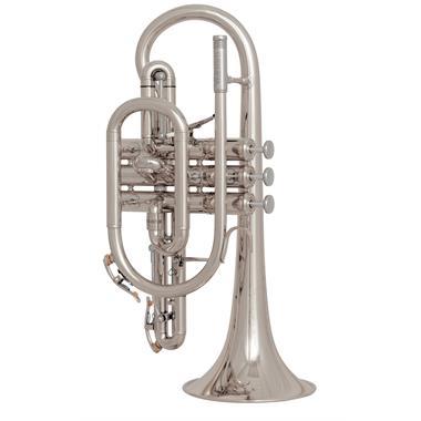 Geneva Heritage B-flat cornet (silver) thumbnail