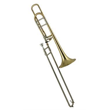 Catelinet CTB13L B flat/F tenor trombone (lacquer) thumbnail