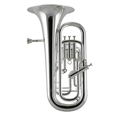 Catelinet CEU11S euphonium (silver) thumbnail