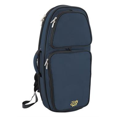Tom & Will tenor horn gigbag (blue) thumbnail