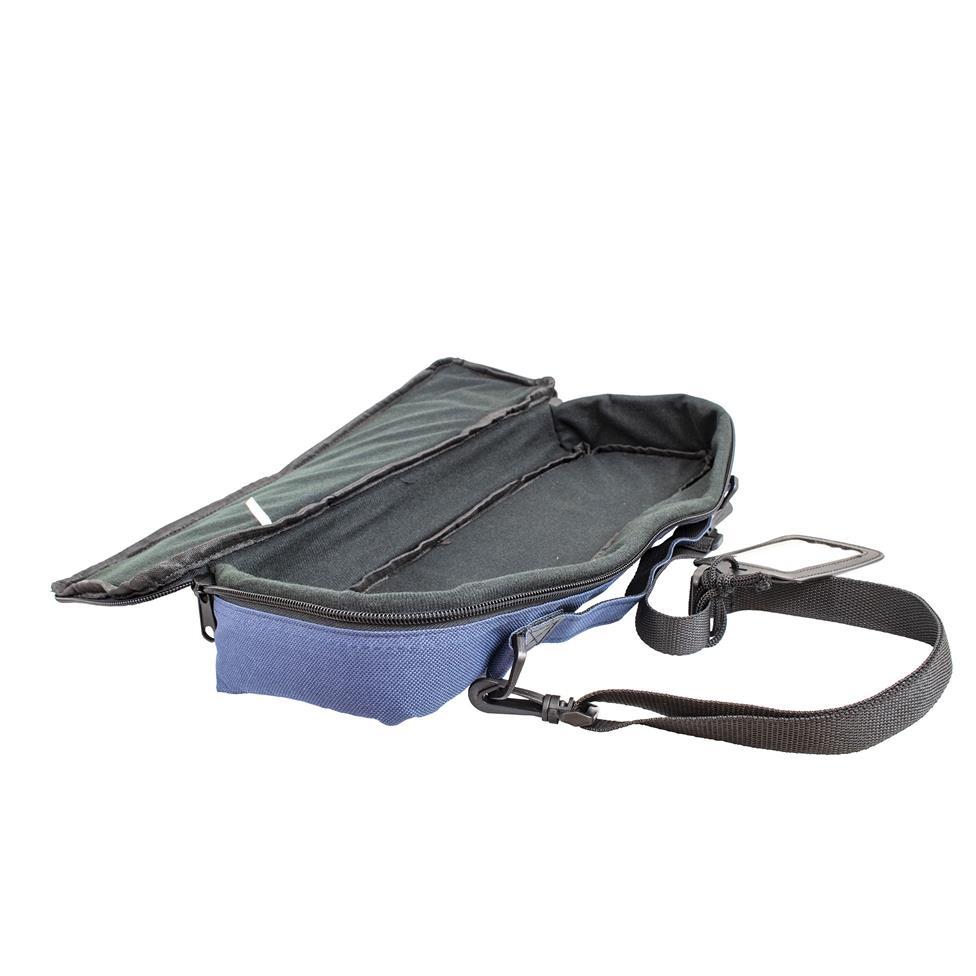Tom & Will flute case cover (navy blue)