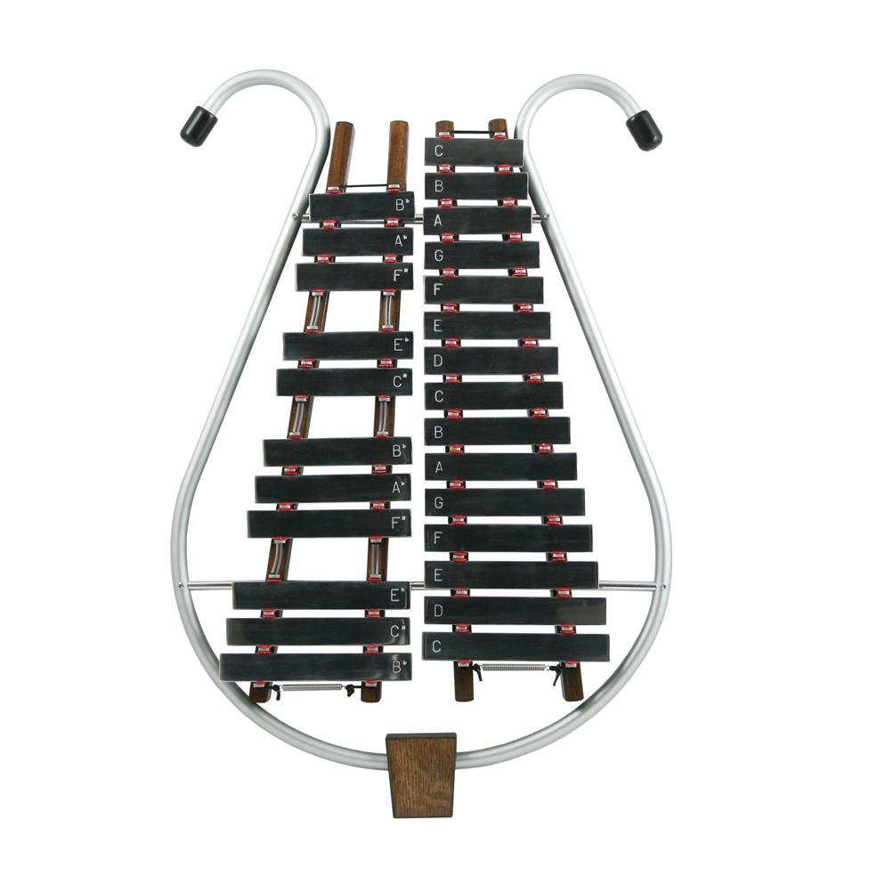 Catelinet marching bell lyre (lyra)