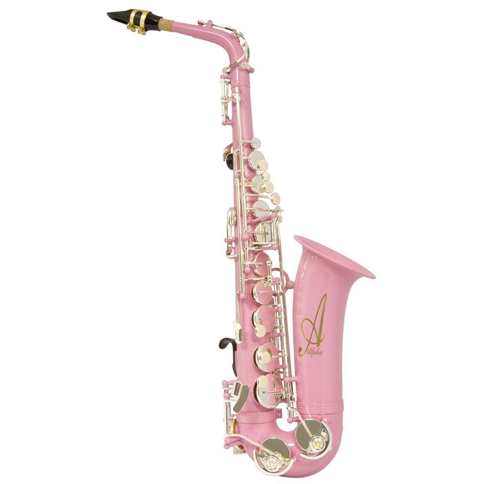 TJ Alphasax (pink) Image 1